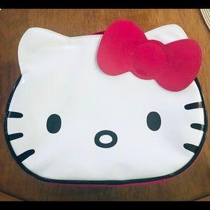 Hello Kitty Sanrio London w/Carry Handle 🔥